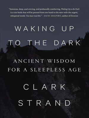 cover image of Waking Up to the Dark