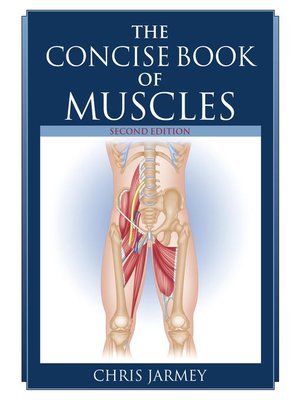 cover image of The Concise Book of Muscles