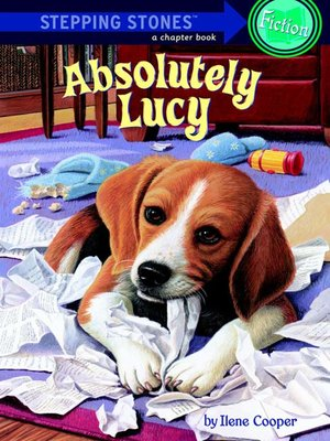 cover image of Absolutely Lucy