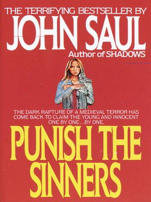 cover image of Punish the Sinners