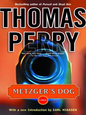 cover image of Metzger's Dog