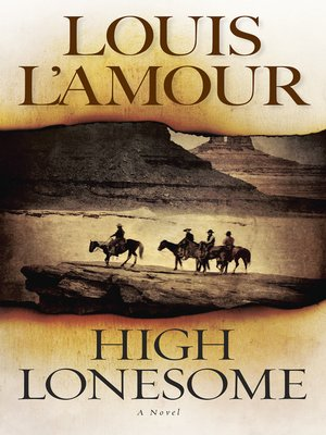 cover image of High Lonesome