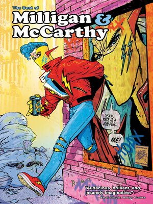 cover image of The Best of Milligan & McCarthy