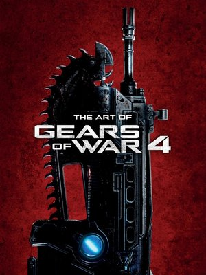 cover image of The Art of Gears of War 4