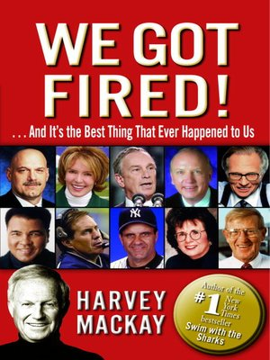 cover image of We Got Fired!