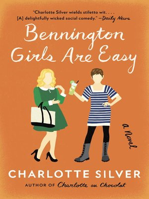 cover image of Bennington Girls Are Easy