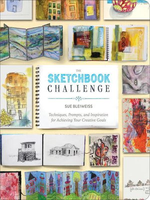 cover image of The Sketchbook Challenge