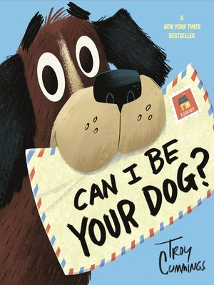 cover image of Can I Be Your Dog?