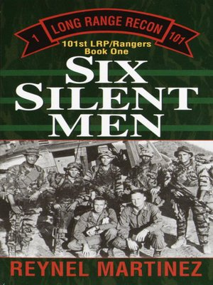 cover image of Six Silent Men