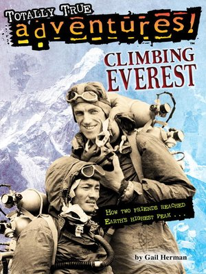 cover image of Climbing Everest