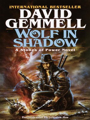 cover image of Wolf in Shadow