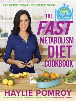 cover image of The Fast Metabolism Diet Cookbook