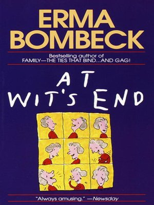 cover image of At Wit's End