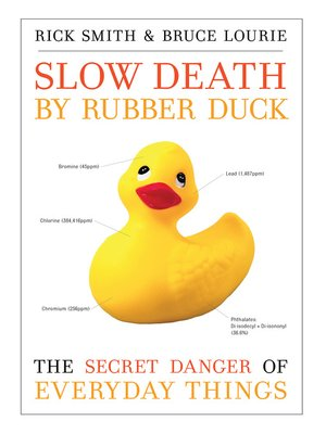 cover image of Slow Death by Rubber Duck