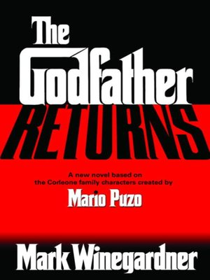 cover image of The Godfather Returns