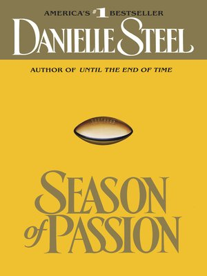 cover image of Season of Passion