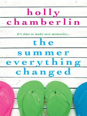 cover image of The Summer Everything Changed