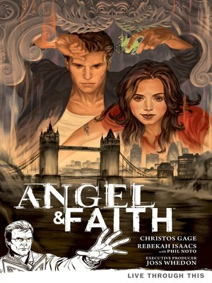 cover image of Angel & Faith, Volume 1