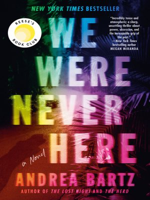 cover image of We Were Never Here