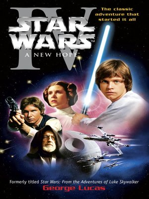 cover image of A New Hope