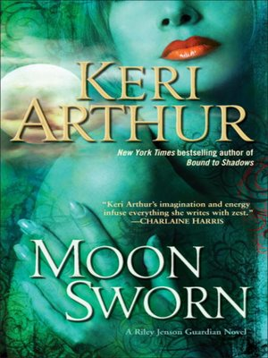 cover image of Moon Sworn