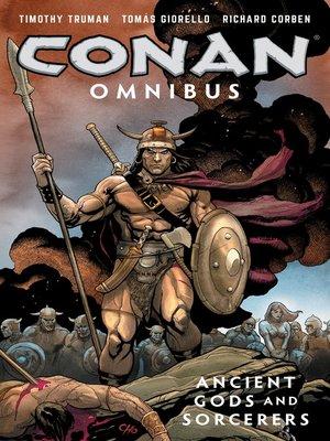 cover image of Conan Omnibus Volume 3