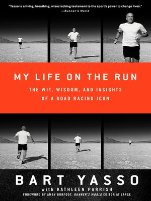 cover image of My Life on the Run