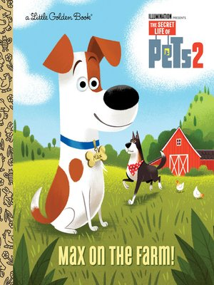 cover image of Max on the Farm!