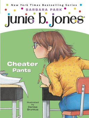 cover image of Cheater Pants