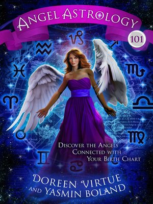 cover image of Angel Astrology 101