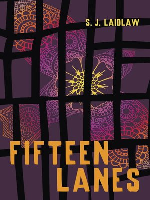 cover image of Fifteen Lanes