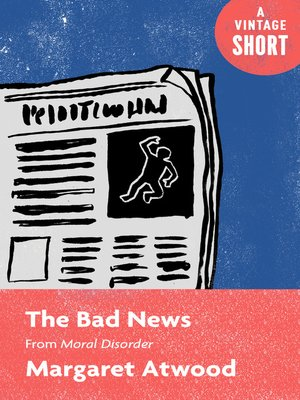 cover image of The Bad News