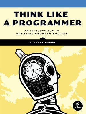 cover image of Think Like a Programmer