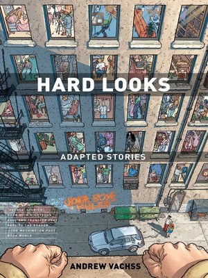 cover image of Hard Looks: Adapted Stories