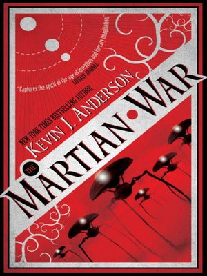 cover image of The Martian War