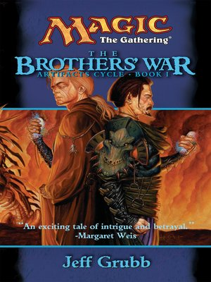 cover image of The Brothers' War