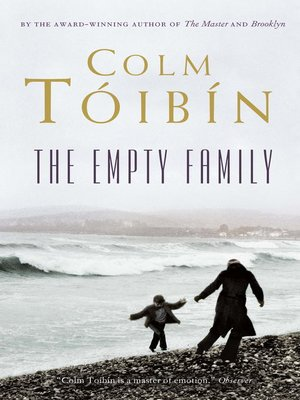 cover image of The Empty Family