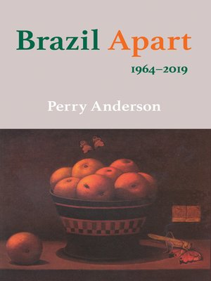 cover image of Brazil Apart