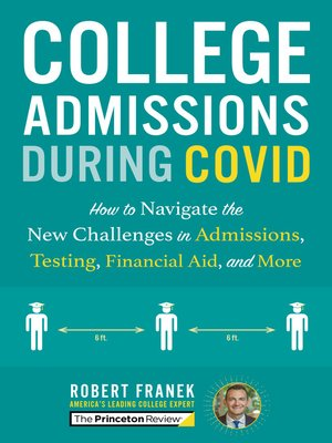 cover image of College Admissions During COVID