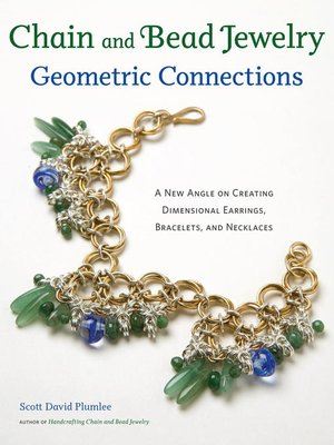 cover image of Chain and Bead Jewelry Geometric Connections