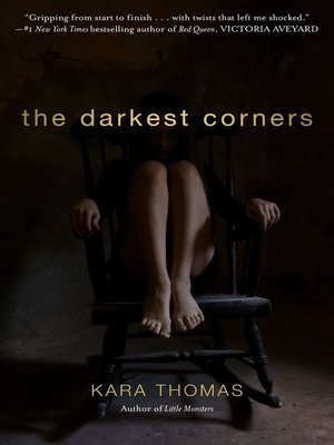 cover image of The Darkest Corners