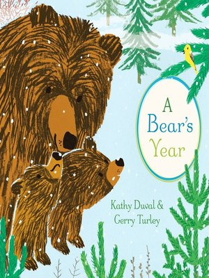 cover image of A Bear's Year