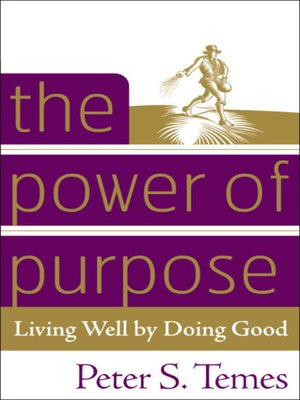 cover image of The Power of Purpose