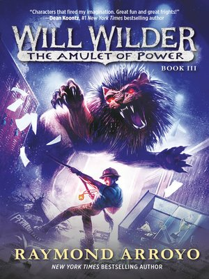 cover image of Will Wilder #3