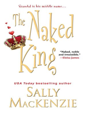 cover image of The Naked King