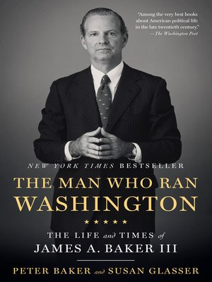 cover image of The Man Who Ran Washington