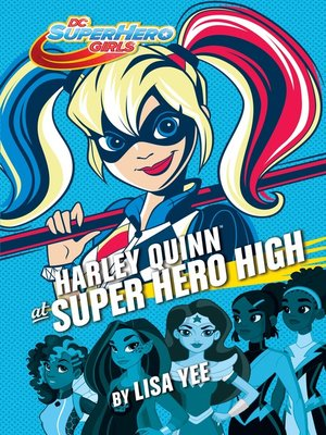 cover image of Harley Quinn at Super Hero High (DC Super Hero Girls)