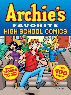 cover image of Archie's Favorite High School Comics