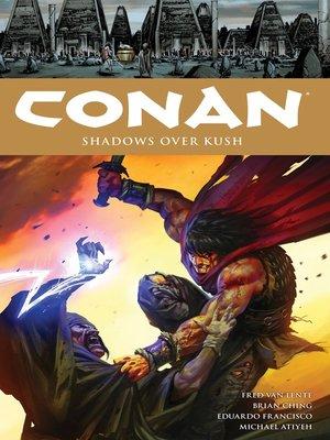 cover image of Conan, Volume 17