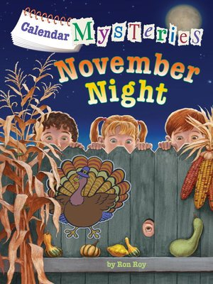 cover image of November Night